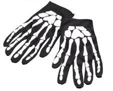 Complementos de color principal negro de poliéster para disfraces y ropa de época de terror