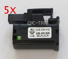 5X PLC Battery A98L-0031-0026 for Fanuc 3.0V 1750 mAh IEC 2/3A