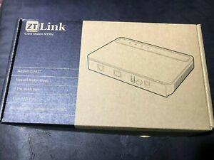 ZT link MT992 Openreach modem for Ultrafast / g.fast broadband  - G fast