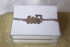 Jungen ID-Armband Gravurband Lokomotive 90023622