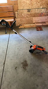 WORX WG896 2 in 1 12-Amp 7.5-Inch Electric Lawn Edger and 50' Extension Cord
