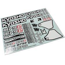 Adesivi Kyosho Decals per Kyosho MP9 MP9e Elettrica TKI3 TKI4 - IFD502