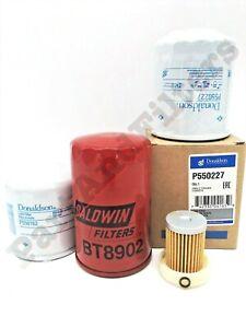 Filter Kit for Kubota B26 B7500 B7510 B76 B7800 B2910 B2710 HSD HST