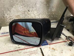 10 11 12 Range Rover HSE Left Driver LH Door Mirror w/o Front Cams Auto Dim