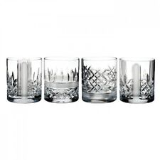 Waterford Crystal Lismore Revolution Tumbler Set of 4 #40029096 New