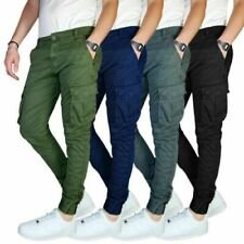 Pantaloni da uomo Primavera cargo
