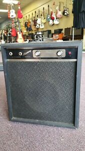 Harmony 7011B Bass amp late 60's (Made in USA) Vintage