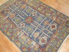 Antique Caucasian Shirvan Karagashli Kazak Rug 4'3''x6'3''