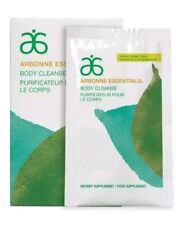 Arbonne Essentials Body Cleanse Detox Sachets Vegan Body Health Food Supplement