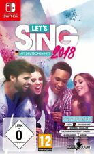 Let's Sing 2018 mit deutschen Hits (Nintendo Switch, 2017)