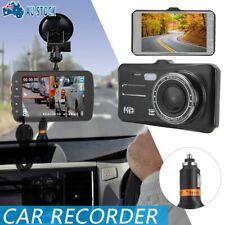 4.0'' Touch 1080P FHD Dual Lens Car DVR Reversing Camera Video Dash Cam Recorder