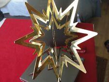 GEORG JENSEN CHRISTMAS DECORATION TOP STAR