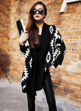 Unbranded Machine Washable Geometric Jumpers & Cardigans for Women
