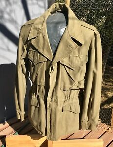 Excellent Condition Early WWII M43 Field Jacket ww2