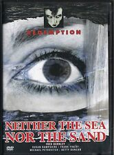 NEITHER THE SEA NOR THE SAND~1972 VG/C DVD~SUSAN HAMPSHIRE FRANK FINLAY