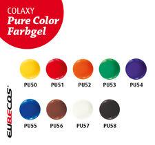 Colaxy Premium Color Gel UV Básicos Pure 5ml Libre a Elegir