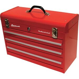 20″ Industrial Three-Drawer Friction Toolbox RD00203200
