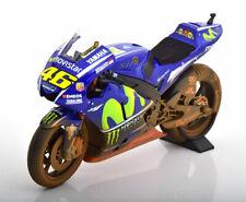 1:12 Minichamps Yamaha YZR-M1 Moto GP Malaysia Rossi 2017