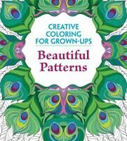 Beautiful Patterns: Creative Coloring for Grown-Up