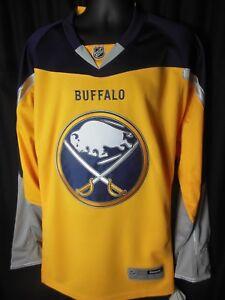 Buffalo Sabres Men's NHL Reebok Hockey Jersey