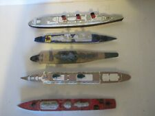 Matchbox Seakings Battleships K308 K301 Hong Kong M744
