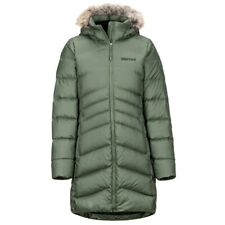 Marmot Womens MONTREAL XS / X Small Down Parka Jacket Coat (measurements listed)