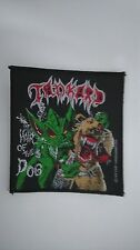 Tankard Hair of the dog 1991 rare vintage music patch Sew On