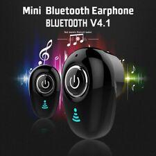 Invisible Mini Wireless Bluetooth Headset Earphone Stereo Earbuds Headphone Mic