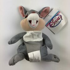 Disneys Bambi Thumper Mini Beanie Plush Bean Bag Disney Store Bean Bag NWT