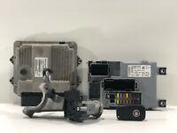 Ricambi Usati KIT Centralina Motore Fiat Qubo 1.3 MJET MJD6F3.H7 51832295