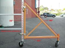 CBM Scaffold 4 Wide Outriggers for MFS PERRY BAKER Scaffolding Safety Supporting