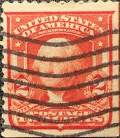 Scott #319 US 1903 2 Cent Washington Postage Stamp Perf 12