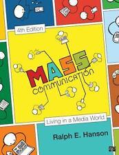 Mass Communication : Living in a Media World by Ralph E. Hanson (2013, Paperback