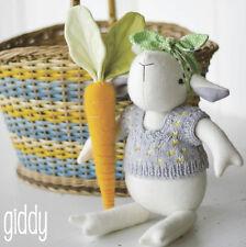 Giddy Capra-macchine per cucire Craft PATTERN-giocattolo morbido feltro DOLL