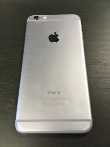 Apple iPhone 6 Plus - Space Gray - 16GB - For Parts Only
