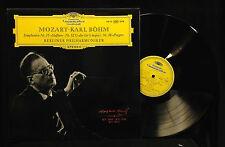 Karl Bohm-Mozart Sym 35/32/38-Deutsche Grammophon 138112-BPO