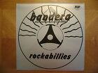 UK JSP LP RECORD 1005/ BANDERA ROCKABILLIES/ VARIOUS 50S ROCKABILLY/ NR MINT