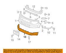 HONDA OEM 07-08 Element-Spoiler / Wing Kit 04712SCVA80ZZ