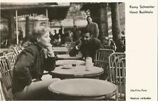 FILM & TV, Autogrammkarte: ROMY SCHNEIDER 553
