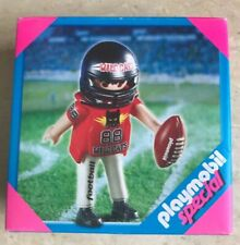 "JEU PLAYMOBIL SPECIAL ""FOOTBALLEUR AMERICAIN"" - 4635"