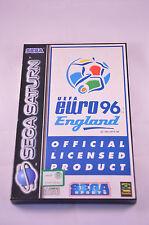 SEGA SATURN - UEFA EURO 96 - RETRO GAMES - GIOCO SEGA SATURN