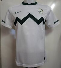 SLOVENIA BOYS 2010/11 HOME SHIRT BY NIKE SIZE X-SMALL BOYS BRAND NEW WITH TAGS