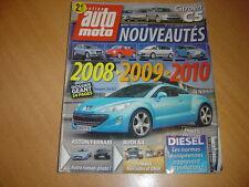 Auto moto N°152 BMW 123d.Cayenne GTS.A4 2.0 TDi/318d