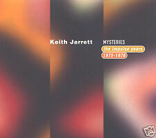 KEITH JARRETT - THE IMPULSE YEARS 1975-76 BOX 4CD