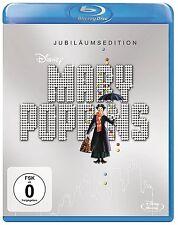 MARY POPPINS (Julie Andrews, Dick Van Dyke) Blu-ray Disc NEU+OVP Walt Disney