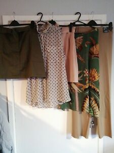 Ladies Bundle Size 20 X5 Items, Next, Primark, M&S