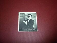 GET SMART card #35 Topps 1966 Printed in U.S.A. DON ADAMS BARBARA FELDON TV
