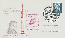Space First Day Covers Stamps