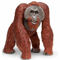 Bornean Orangutan Wildlife Wonders Figure Safari Ltd NEW Toys Educational
