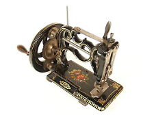 Antique sewing machines ebay hand crank sewing machine sciox Choice Image